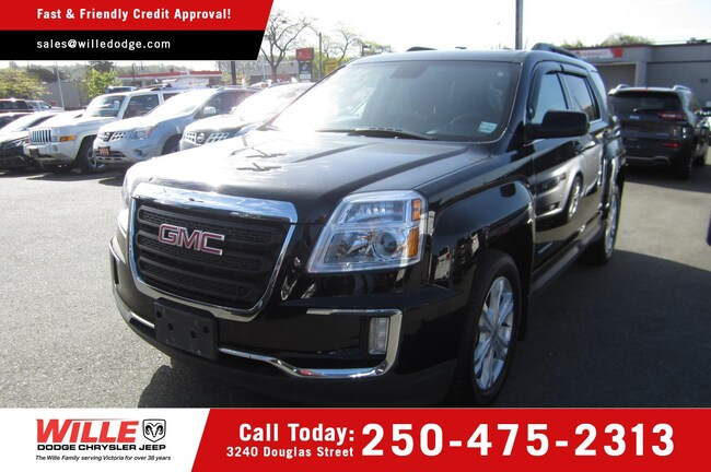 For Sale in Victoria: Pre-Owned 2017 GMC Terrain SLE-2 Used