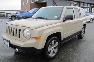 Used 2017 Jeep Patriot Sport/North Dealer in Victoria BC - inventory