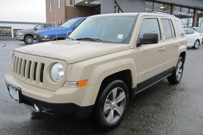 For Sale in Victoria: Pre-Owned 2017 Jeep Patriot Sport/North Used
