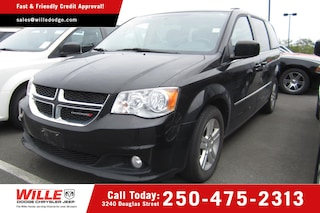 Used 2016 Dodge Grand Caravan Crew Dealer in Victoria BC - inventory