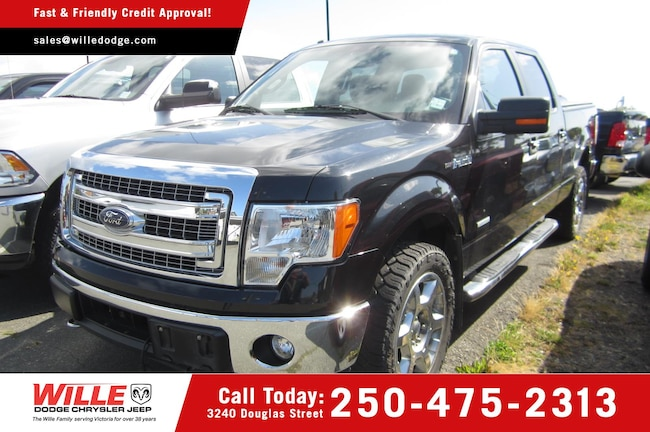 For Sale in Victoria: Pre-Owned 2014 Ford F-150 Used