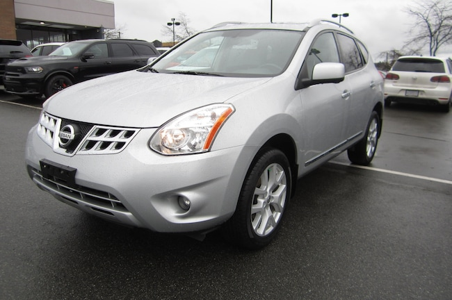 For Sale in Victoria: Pre-Owned 2013 Nissan Rogue Used