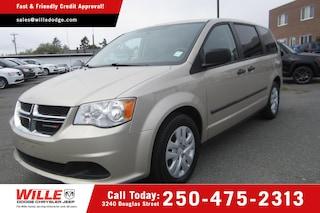 Used 2013 Dodge Grand Caravan SE/SXT Dealer in Victoria BC - inventory