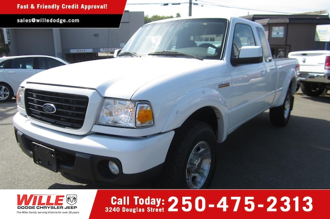 For Sale in Victoria: Pre-Owned 2008 Ford Ranger Used