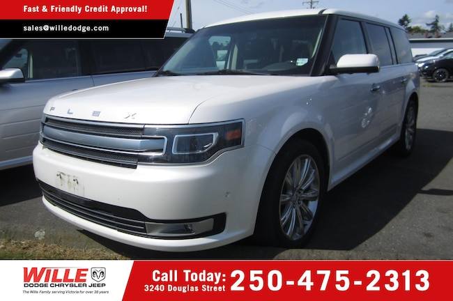 For Sale in Victoria: Pre-Owned 2015 Ford Flex Limited Used