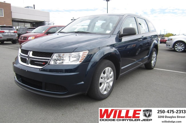 For Sale in Victoria: Pre-Owned 2015 Dodge Journey CVP/SE Plus Used