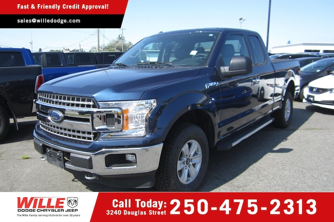 For Sale in Victoria: Pre-Owned 2018 Ford F-150 Used