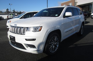Used 2017 Jeep Grand Cherokee Summit Dealer in Victoria BC - inventory