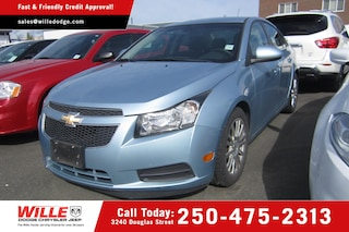 Used 2011 Chevrolet Cruze Dealer in Victoria BC - inventory