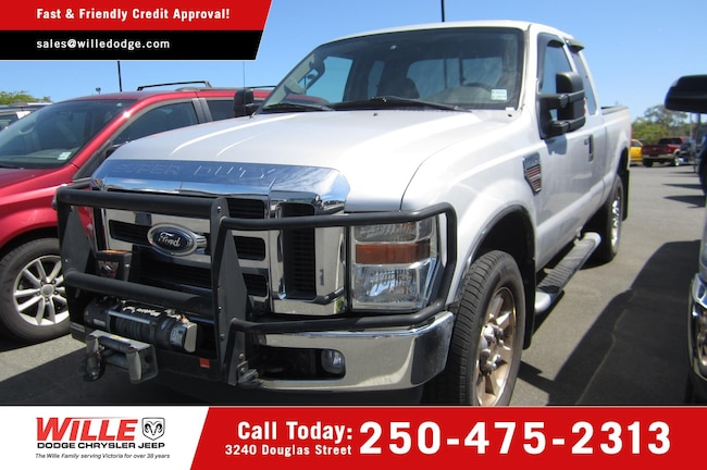 For Sale in Victoria: Pre-Owned 2008 Ford F-350 Used