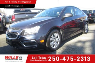 Used 2015 Chevrolet Cruze LS 2LS Dealer in Victoria BC - inventory