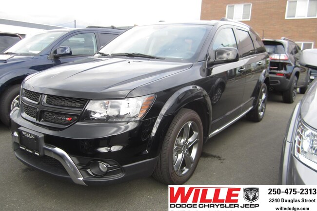 For Sale in Victoria: Pre-Owned 2017 Dodge Journey Crossroad Used