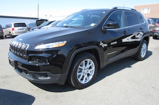 Used 2017 Jeep Cherokee North Dealer in Victoria BC - inventory