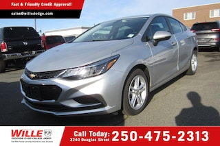 Used 2018 Chevrolet Cruze LT Auto Dealer in Victoria BC - inventory