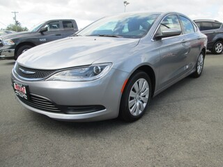 Used 2016 Chrysler 200 LX Dealer in Victoria BC - inventory