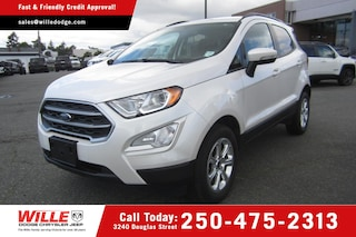 Used 2018 Ford EcoSport SE Dealer in Victoria BC - inventory