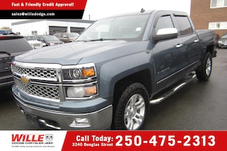 Used 2014 Chevrolet Silverado 1500 Dealer in Victoria BC - inventory