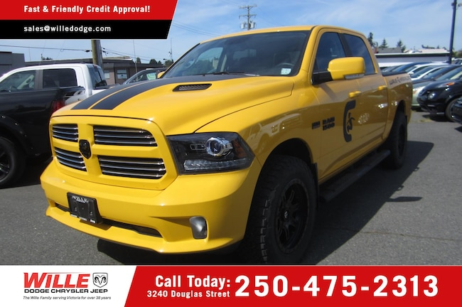 For Sale in Victoria: Pre-Owned 2016 Ram 1500 Sport Used