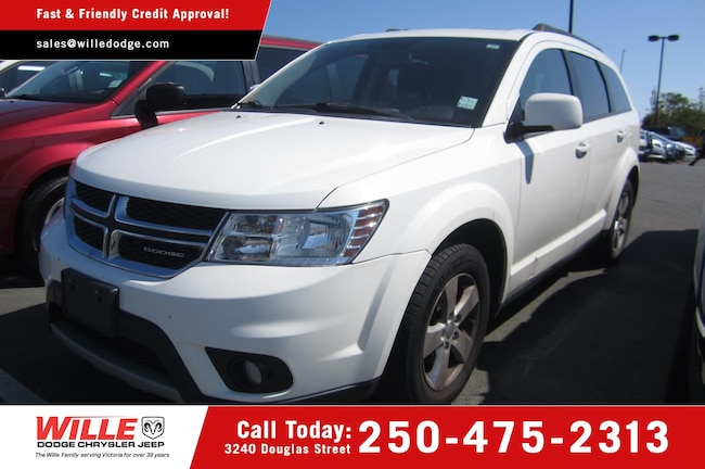 For Sale in Victoria: Pre-Owned 2011 Dodge Journey SXT Used