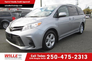 Used 2018 Toyota Sienna Dealer in Victoria BC - inventory