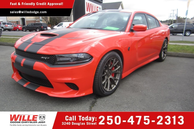 For Sale in Victoria: Pre-Owned 2017 Dodge Charger SRT Hellcat Used