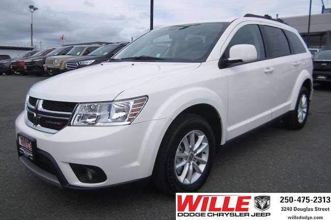 For Sale in Victoria: Pre-Owned 2017 Dodge Journey SXT Used