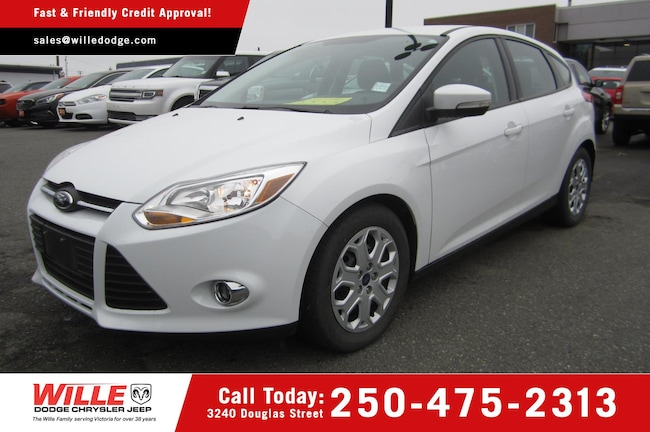 For Sale in Victoria: Pre-Owned 2012 Ford Focus SE Used