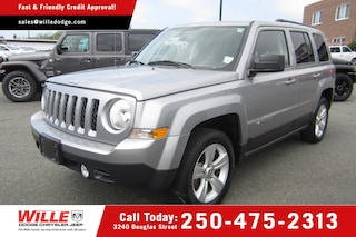 Used 2014 Jeep Patriot Sport/North Dealer in Victoria BC - inventory