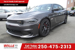Used 2016 Dodge Charger R/T Scat Pack Dealer in Victoria BC - inventory