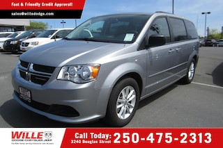 Used 2017 Dodge Grand Caravan CVP/SXT Dealer in Victoria BC - inventory