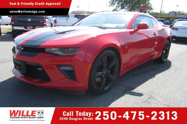 For Sale in Victoria: Pre-Owned 2017 Chevrolet Camaro 2SS Used