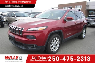 Used 2014 Jeep Cherokee North Dealer in Victoria BC - inventory