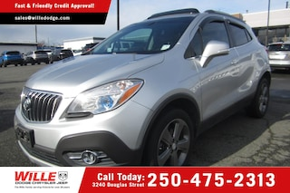 Used 2014 Buick Encore Convenience Dealer in Victoria BC - inventory