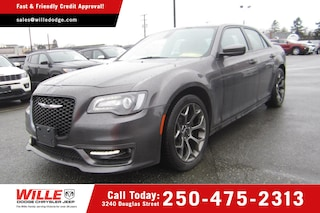 Used 2017 Chrysler 300 S Dealer in Victoria BC - inventory