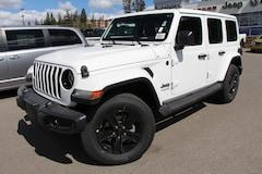 2020 Jeep Wrangler Unlimited Sahara Altitude SUV 1C4HJXEG2LW270041