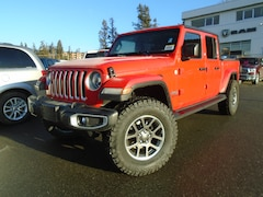 2020 Jeep Gladiator Overland Truck Crew Cab 1C6HJTFG2LL152779