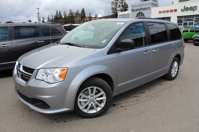 Brand New and Ready for You 2019 Dodge Grand Caravan SXT