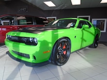 2017 Dodge Challenger Hellcat Coupe