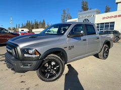 2021 Ram 1500 Classic Warlock 4x4 Crew Cab 5.7 ft. box 140 in. WB 1C6RR7LT5MS501141