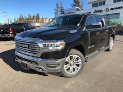 2019 Ram All-New 1500 Laramie Longhorn Truck Crew Cab 1C6SRFKT8KN568745