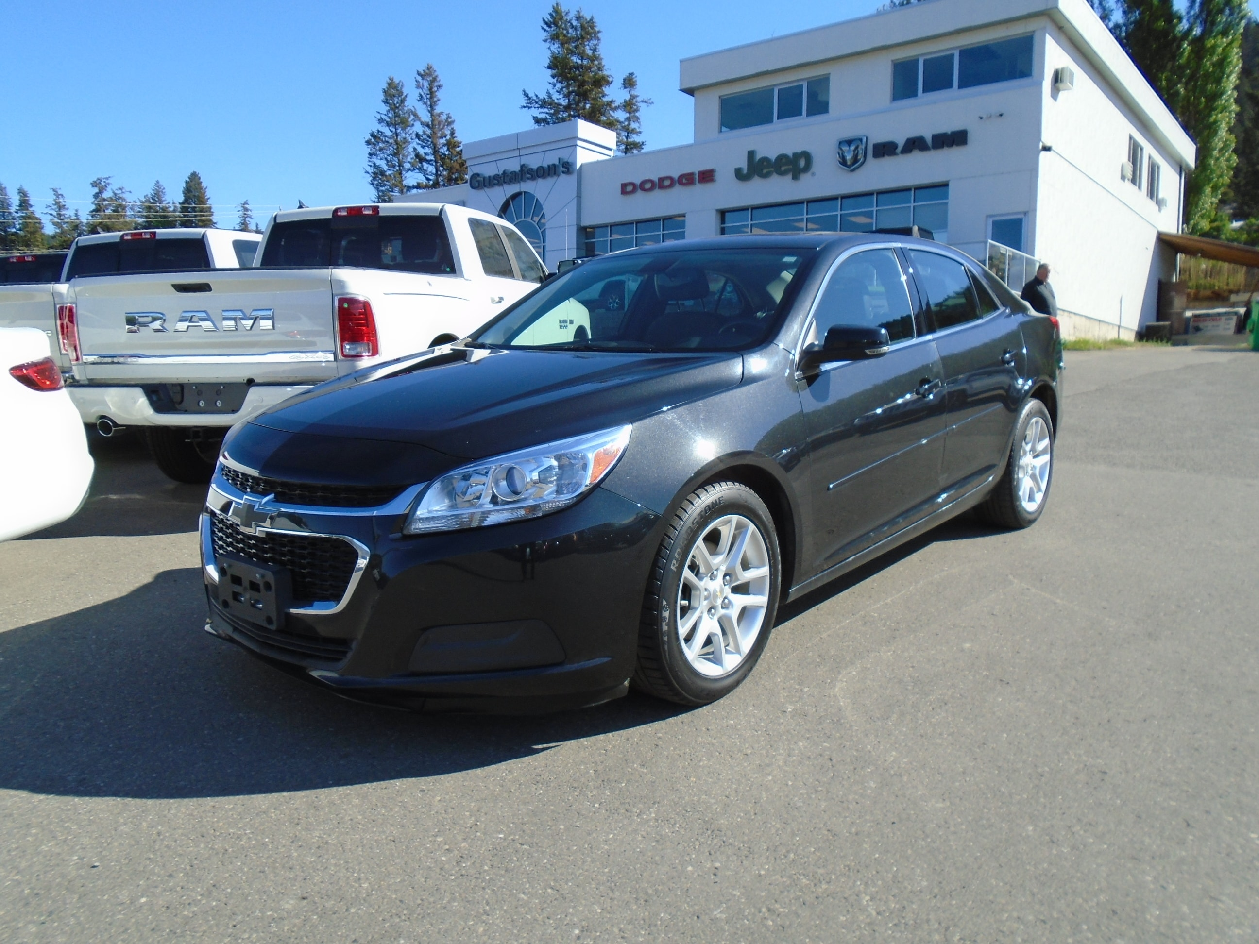 Check Out This Used 2015 Chevrolet Malibu 1LT For Sale in Williams