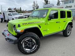 2021 Jeep Wrangler Unlimited Rubicon 4x4 1C4HJXFG0MW779285