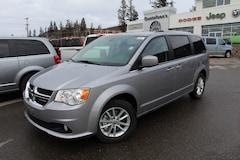 2019 Dodge Grand Caravan SXT Premium Plus Van 2C4RDGBG1KR795132