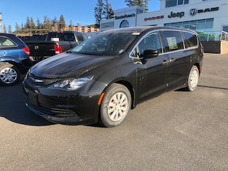 2018 Chrysler Pacifica L Van 2C4RC1AG0JR311502