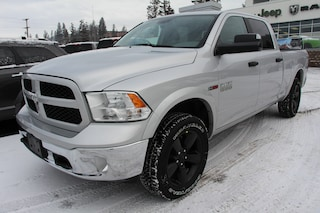 2015 Ram 1500 Outdoorsman Eco-Diesel Levelling Kit Truck Crew Cab