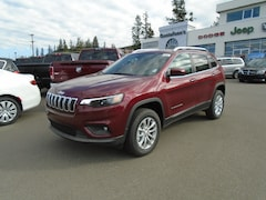 2019 Jeep New Cherokee North SUV 1C4PJMCX8KD210966
