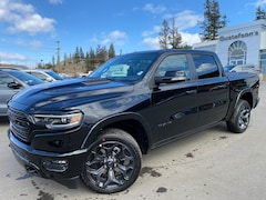 2021 Ram 1500 Limited 4x4 Crew Cab 144.5 in. WB 1C6SRFHT3MN693503