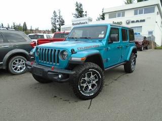 2020 Jeep Wrangler Unlimited Rubicon SUV 1C4HJXFN8LW125406