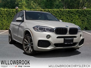 2017 BMW X5 xDrive35d BC OWNED, AWD, SUV