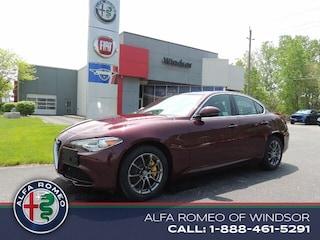 2018 Alfa Romeo Giulia AWD Sedan Sedan